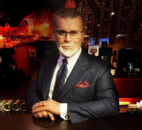Karol Włodarski - krawiec męski